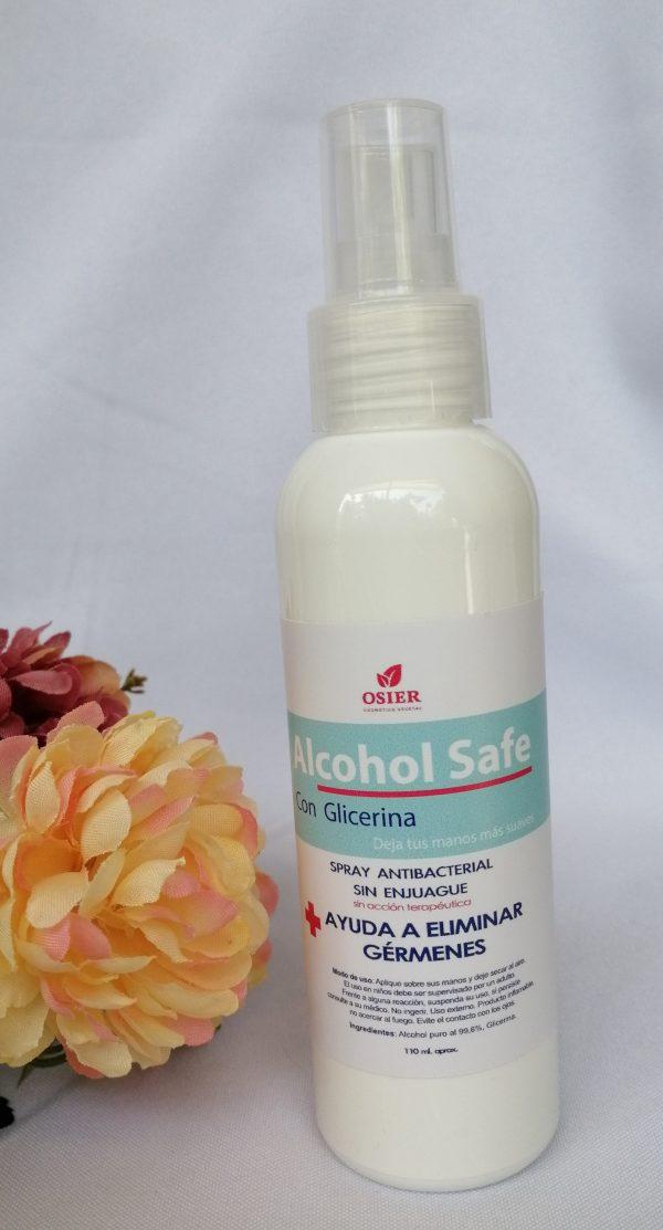 ALCOHOL SAFE 110 ML